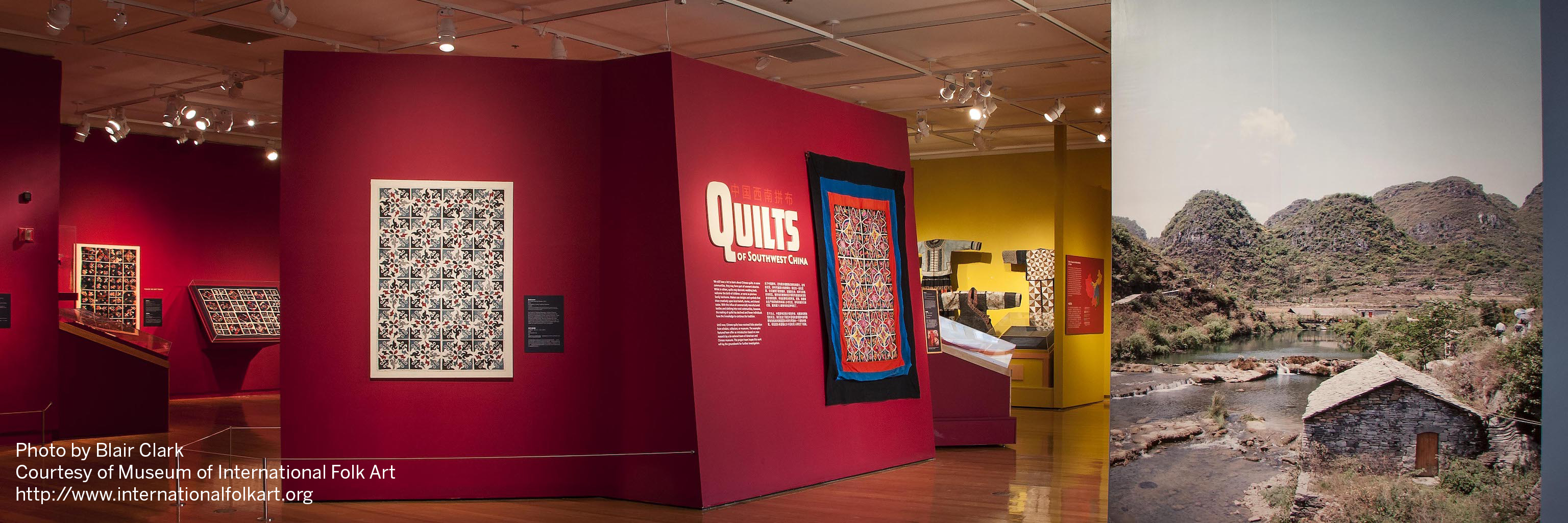 Photo by Blair Clark, courtesy of Museum of International Folk Art.