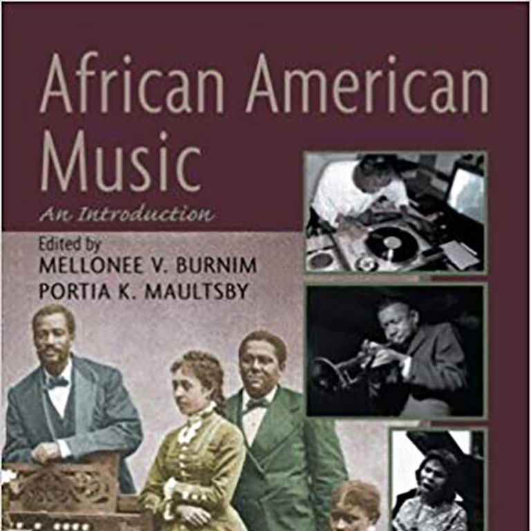 African American Music: An Introduction Book  Cover