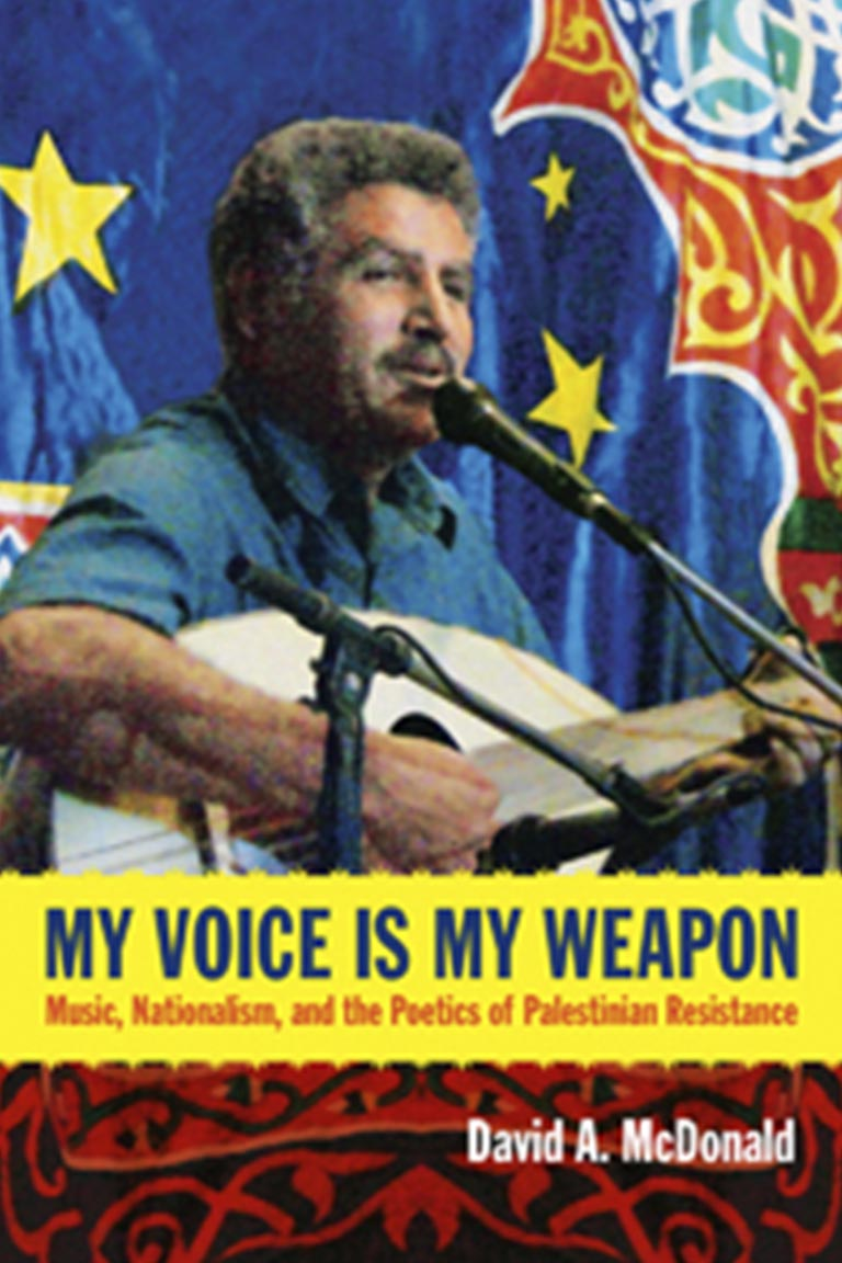 My Voice Is My Weapon